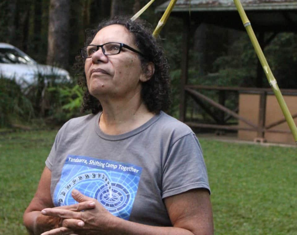 Aunty Shaa Smith, Storyholder for Gumbaynggirr Country